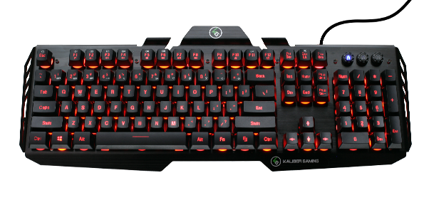 Full RGB Control Mechanical Gaming Keyboard